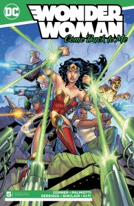 WONDER WOMAN COME BACK TO ME #5 (OF 6)