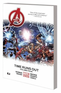 AVENGERS TIME RUNS OUT TP VOL 04