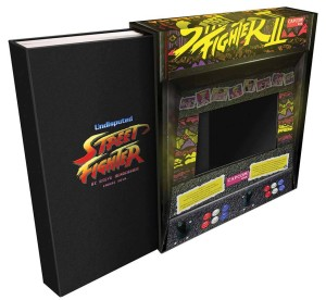 UNDISPUTED STREET FIGHTER HC DELUXE ED