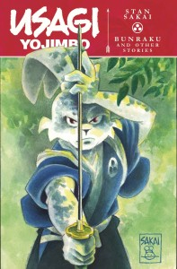 USAGI YOJIMBO TP VOL 01 BUNRAKU & OTHER STORIES