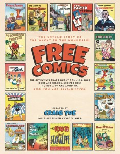 FREE COMICS UNTOLD STORY OF GIVEAWAYS HC