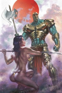 DEJAH THORIS (2019) #3 PARRILLO LTD VIRGIN CVR