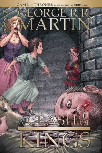 GEORGE RR MARTIN A CLASH OF KINGS #2 CVR A MILLER