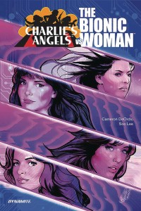 CHARLIES ANGELS VS BIONIC WOMAN TP
