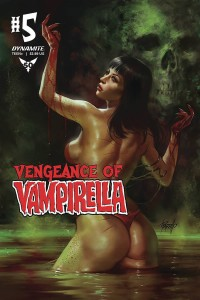 VENGEANCE OF VAMPIRELLA #5 CVR A PARILLO
