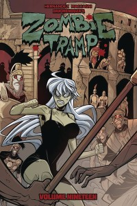 ZOMBIE TRAMP TP VOL 19 DEAD GIRL IN EUROPE