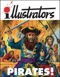 ILLUSTRATORS SPECIAL #7 PIRATES