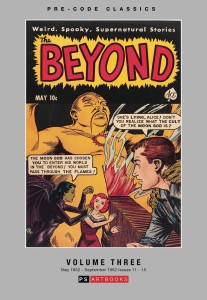 PRE CODE CLASSICS THE BEYOND HC VOL 03