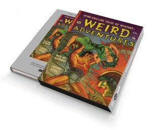 PRE CODE CLASSICS WEIRD ADVENTURES SLIPCASE ED HC VOL 01