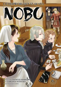 OTHERWORLDLY IZAKAYA NOBU TP VOL 06