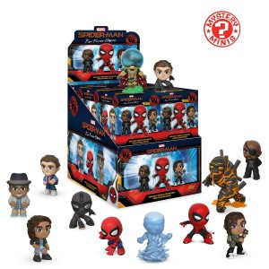 MYSTERY MINIS SPIDER-MAN FAR FROM HOME