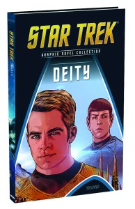 STAR TREK GN COLL VOL 71 DEITY HC