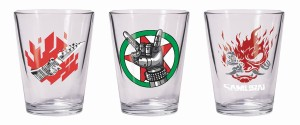 CYBERPUNK 2077 SHOT GLASS SET