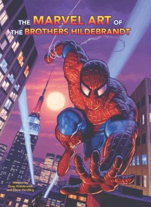 MARVEL ART OF BROTHERS HILDEBRANDT HC