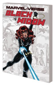 MARVEL-VERSE GN TP BLACK WIDOW