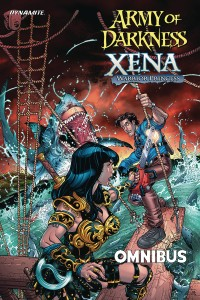ARMY OF DARKNESS XENA OMNIBUS TP
