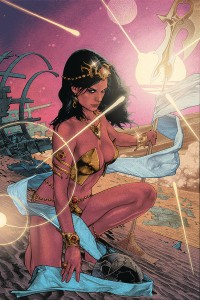 DEJAH THORIS (2019) #4 ANACLETO LTD VIRGIN CVR