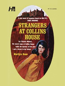 DARK SHADOWS PAPERBACK LIBRARY NOVEL 03 STRANGERS AT COLLINS HOUSE