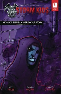 STORM KIDS MONICA BLEUE WEREWOLF STORY #4 (OF 5)