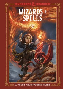 WIZARDS & SPELLS YOUNG ADVENTURERS GUIDE D&D HC