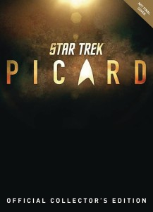 STAR TREK PICARD OFF COLLECTORS ED HC