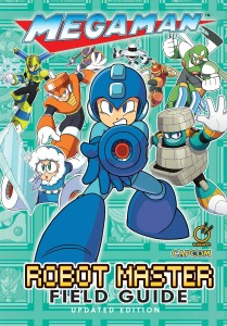 MEGA MAN ROBOT MASTER FIELD GUIDE HC UPDATED ED