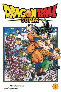 DRAGON BALL SUPER GN VOL 08