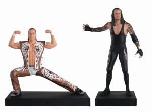 WWE FIG CHAMPIONSHIP COLL #0 THE UNDERTAKER & SHAWN MICHAELS