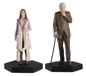DOCTOR WHO TIME LORD SERIES #1 ROMANA AND THE CURATOR