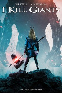 I KILL GIANTS TP MOVIE TIE-IN EDITION