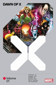 DAWN OF X TP VOL 01
