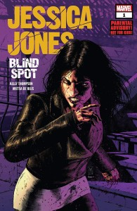 JESSICA JONES BLIND SPOT #1 (OF 6)