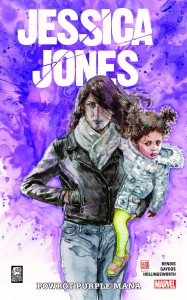 Jessica Jones: Powrót Purple Mana