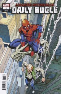 AMAZING SPIDER-MAN DAILY BUGLE #1 (OF 5) LUBERA VAR