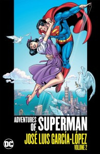 ADVENTURES OF SUPERMAN JOSE LUIS GARCIA LOPEZ HC VOL 02