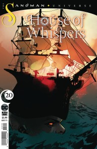 HOUSE OF WHISPERS #20