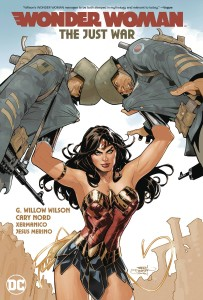 WONDER WOMAN TP VOL 01 THE JUST WAR