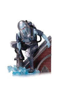 BATMAN ROGUES GALLERY MULTI PART STATUE MR FREEZE