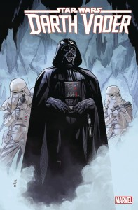 STAR WARS DARTH VADER #3 SPROUSE EMPIRE STRIKES BACK VAR