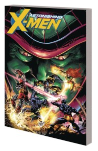 ASTONISHING X-MEN COMPANION TP