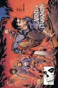 DEATH TO ARMY OF DARKNESS #3 CVR D GORHAM HOMAGE