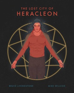 LOST CITY OF HERACLEON ORIGINAL GN HC