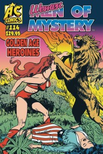 MEN OF MYSTERY #114 ALL GIRL HEROES