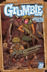 GRUMBLE MEMPHIS & BEYOND THE INFINITE #2 (OF 5)