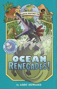 EARTH BEFORE US YR TP VOL 02 OCEAN RENEGADES