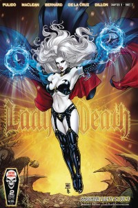 LADY DEATH SCORCHED EARTH #2 (OF 2) CVR A STANDARD