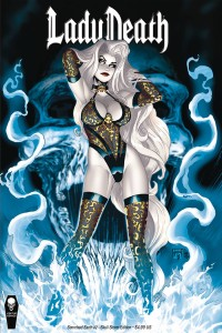 LADY DEATH SCORCHED EARTH #2 (OF 2) CVR B SKULL STORM ED