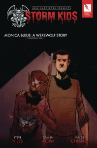 STORM KIDS MONICA BLEUE WEREWOLF STORY #5 (OF 5)