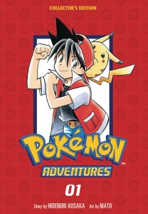 POKEMON ADV COLLECTORS ED TP VOL 01