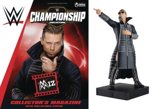 WWE FIG CHAMPIONSHIP COLL #33 THE MIZ